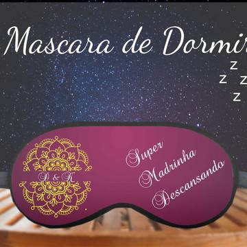 Mascara de Dormir