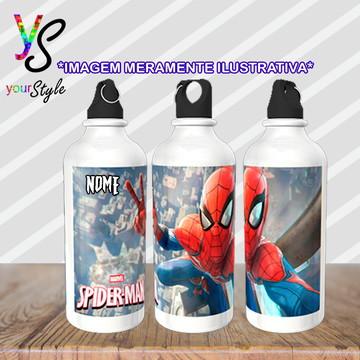Squeeze Personalizada Homem-Aranha
