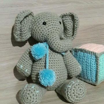 Elefante para nicho - Tamanho M
