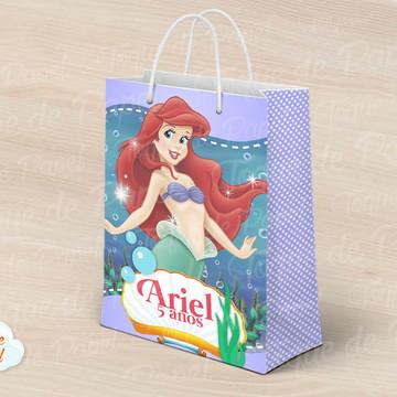 Sacolinha Ariel