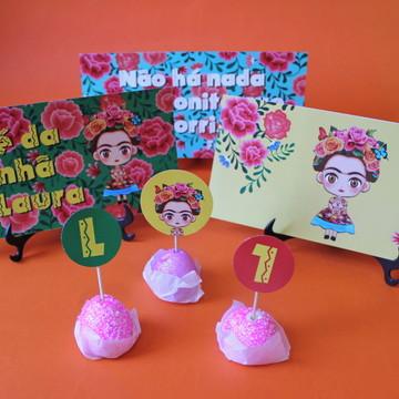 Kit Decoração - Frida Kids