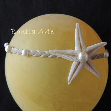 Tiaras Headband com estrela - INFANTIL