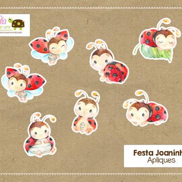 Apliques Festa Joaninha