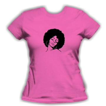 Baby Look Feminina Black Charme Samba + Brinde