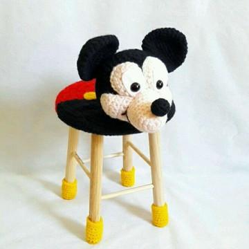 Banqueta infantil Mickey