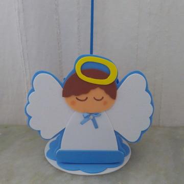 Centro de mesa Anjo batizado