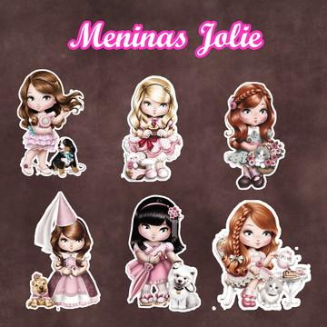 Recortes - Meninas Jolie