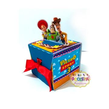 caixa passa fita Toy Store