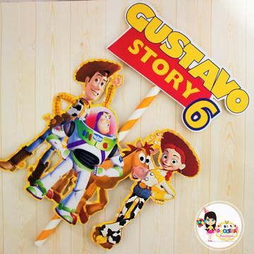 cake topper ( topo de bolo ) Toy Store