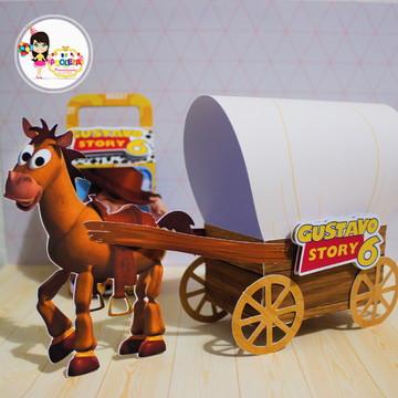 caixa carroça bala no Alvo Toy Store