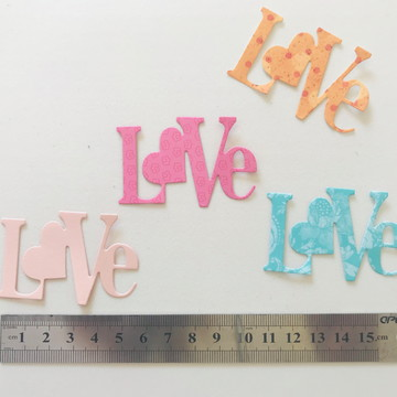 Recorte Love