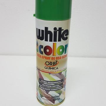 Tinta em Spray - Verde