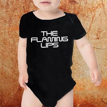 Body Infantil Bebê The Flaming Lips Bore - Promoção!