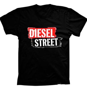 Camiseta Diesel 2 Personalizada