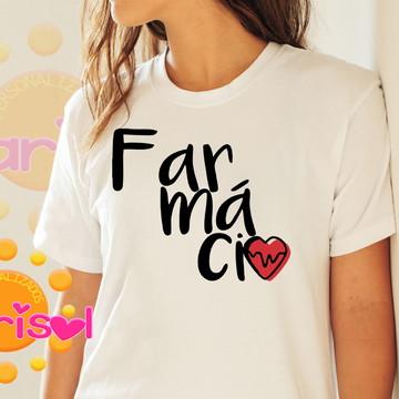 Camiseta Farmácia  266ba861cdff0