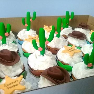 Cupcakes - Cowboy