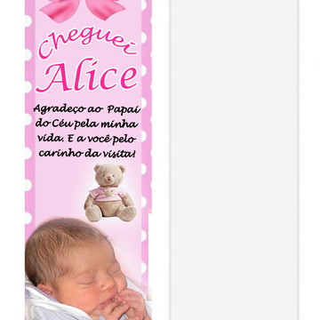 Lembrancinha para nascimento - Lembrancinha de maternidade