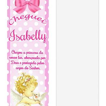 Lembrança para maternidade - Nascimento - Cheguei