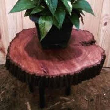 mesa de canto decoração ambiente interno ou externo,promoção