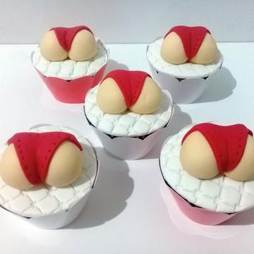 Cupcakes - Chá de Lingerie