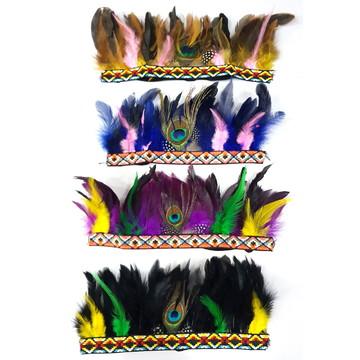 Cocar Índio Carnaval