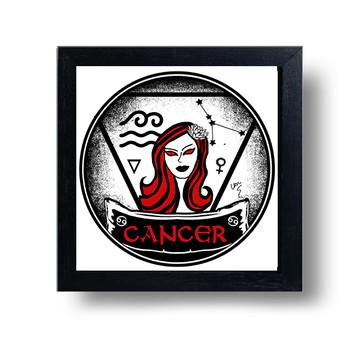 Quadro Signo Câncer