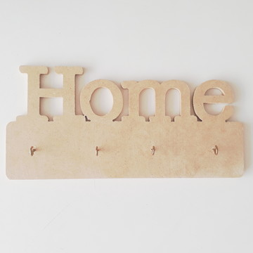Porta Chave Home Mdf 6mm