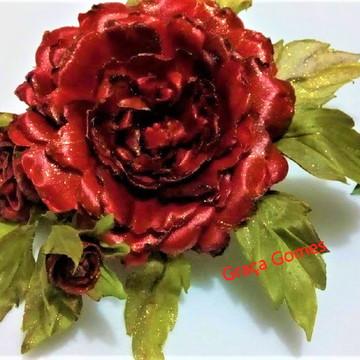 Arranjo Rosas Serena - Acessório
