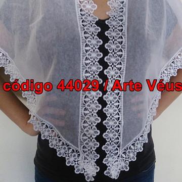 véu CCB 44029 tamanho juvenil / Arte Véus