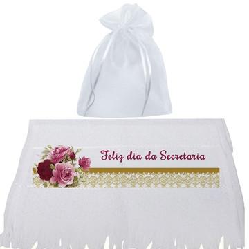 Toalhinha para Secretária - Lembrança Personalizada