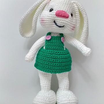 Coelha Amigurumi