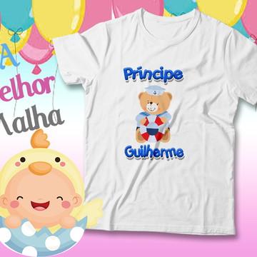 5cb8841999 Camisetas Cha de Bebe