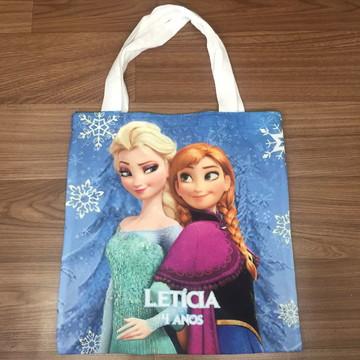 Bolsa Personalizada - Frozen