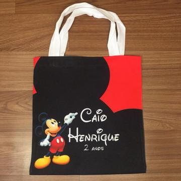Bolsa Personalizada - Mickey