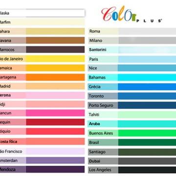 Papel Color Plus 180g - Los Angeles