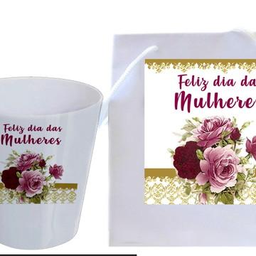 Dia da Mulher -Lembrança - Presente para o dia da mulher