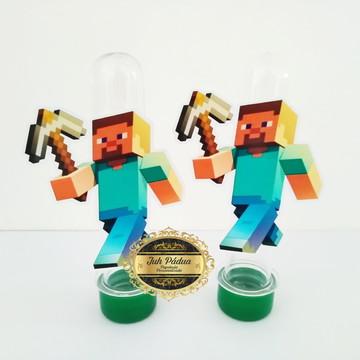 Aplique de Tubete Minecraft