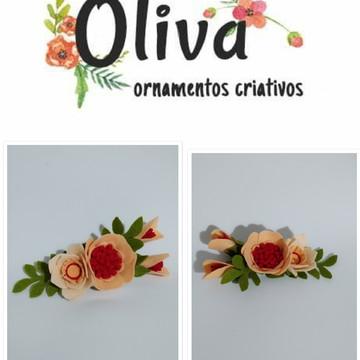 Grampo floral
