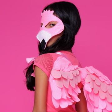 Fantasia de Flamingo