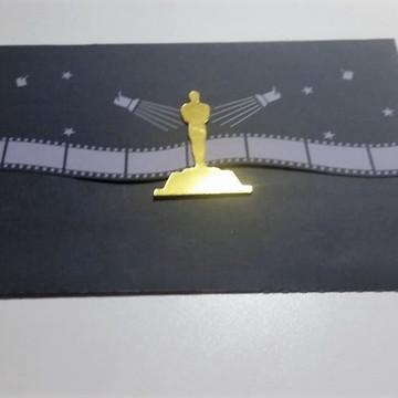 Envelope para Convite modelo Oscar