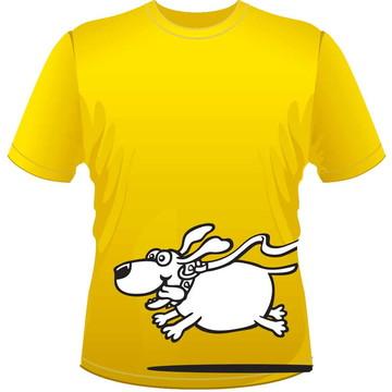 Camiseta Cão Doidão