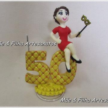 Boneca na Vela- Festa Fantasia
