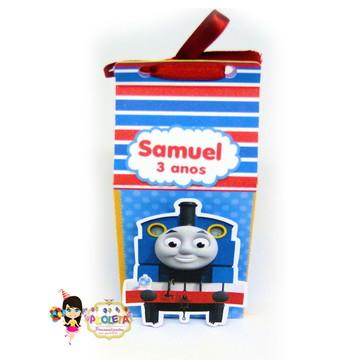 caixa Milk Thomas Trem e Seus Amigos