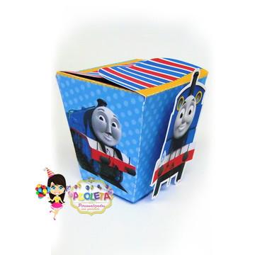 caixa sushi Thomas Trem e Seus Amigos