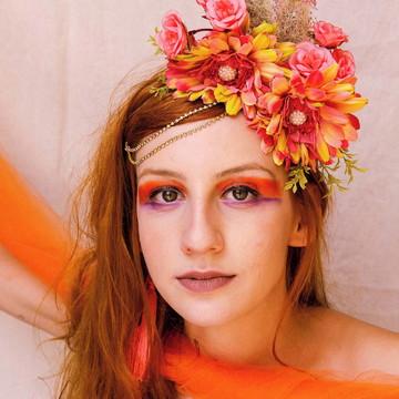 Acessório de Carnaval para Cabelo | Liberta - Diana