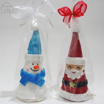 Cone Trufado - Natal