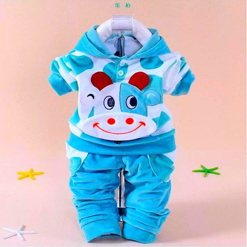 Conjunto infantil roupa de bebê personagens