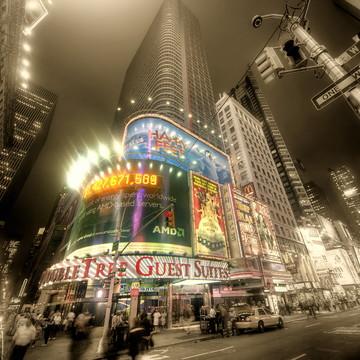 Papel De Parede Adesivo vinílico CIDADE NOVA YORK - NY10
