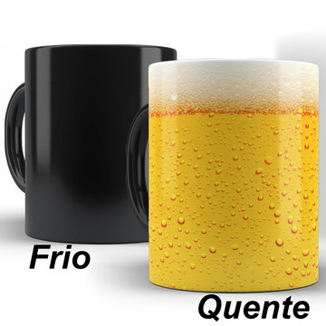 Caneca Mágica Engraçada Cerveja