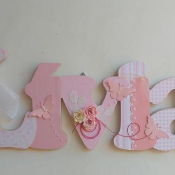 Lívia rosa porta maternidade